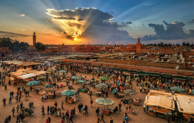 marrakech city tours