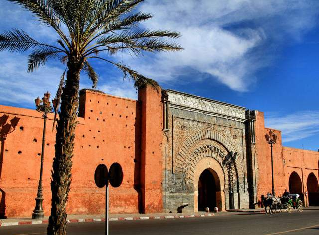 Marrakech Half City Tour